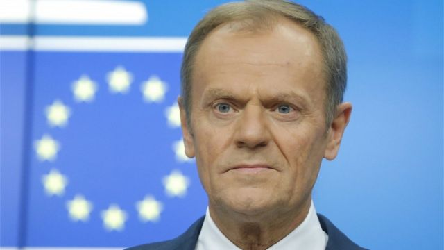 Brexit's fate 'is in British hands', says Donald Tusk