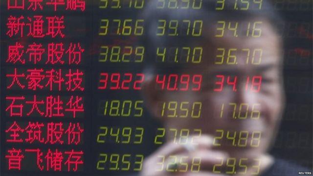 China share slump: Dealers to spend $20bn to halt slide