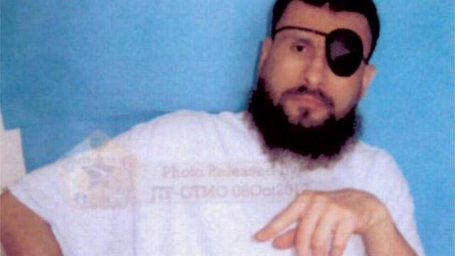 Abu Zubaydah ayaa lagu hayay xabsiga Guantanamo Bay isaga oo aan wax maxkamad ah lasoo taagin muddo ka badan 10 sana