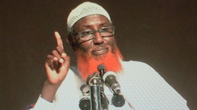 Abdiqadir Mumin dirige l'organisation terroriste Etat islamique en Somalie.