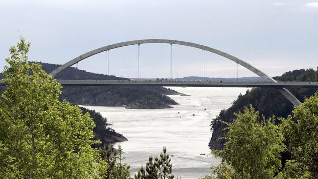 Puente de Svinesund