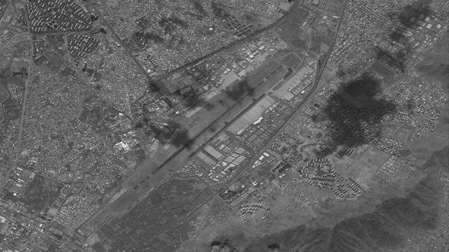 فرودگاه کابل - ۲۸ مرداد/اسد