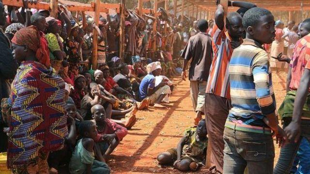 UNHCR ivuga ko nta mpuniz ikwiye gucyurwa ku ngufu