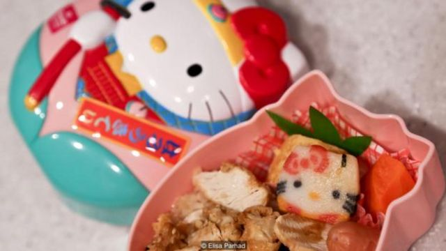Một số ekiben được phục vụ trong các hộp chứa sáng tạo, bắt chước các biểu tượng đặc trưng cho một số vùng của Nhật Bản, cũng như các nhân vật trong văn hóa dân gian.
