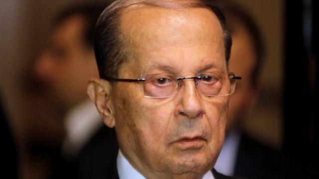 ميشال عون، الرئيس اللبناني الجديد