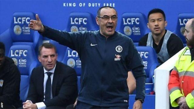 Onye ntuziaka Chelsea bụ Maurizio Sarri