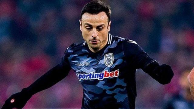Dimitar Berbatov a kungiya PAOK Salonika