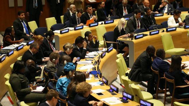 تنتج الأمم المتحدة كميات هائلة من النصوص المترجمة سنويا