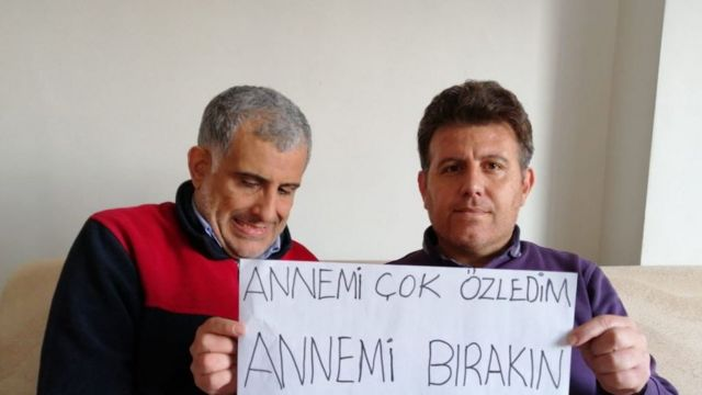 İsmail Kısa ve Ahmet Kısa