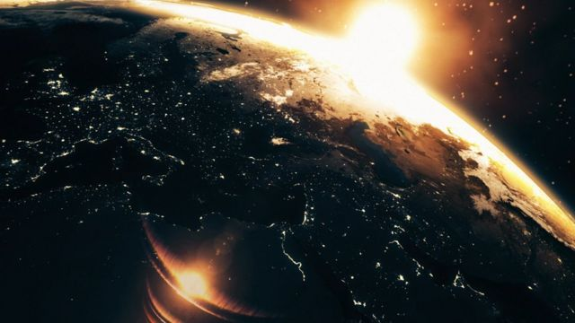 神秘的衛星還是太空武器?