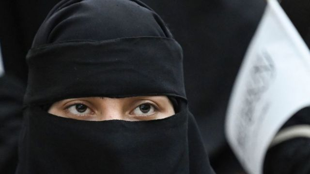 Так выглядят афганские студентки после прихода к власти талибов
