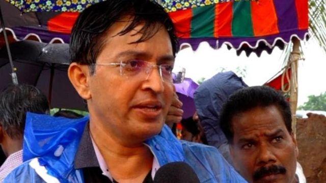 வருவாய் நிர்வாக ஆணையர் ராதாகிருஷ்ணன்