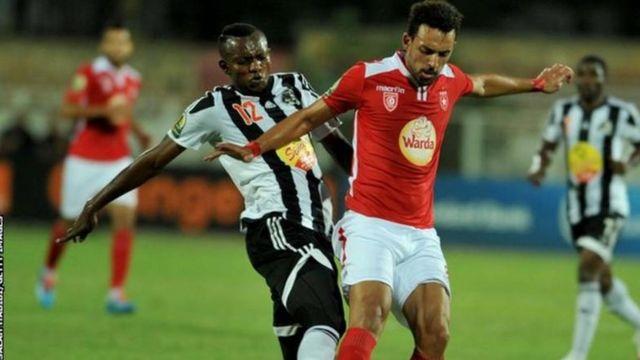 TP Mazembe, Etoile sportive du Sahel, football