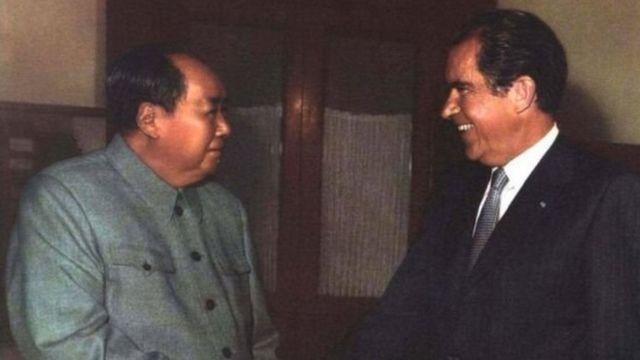 毛泽东和尼克松
