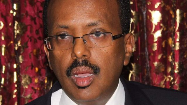 Mohamed Abdullahi Farmajo