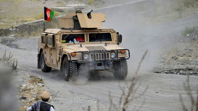 Силы безопасности Афганистана
