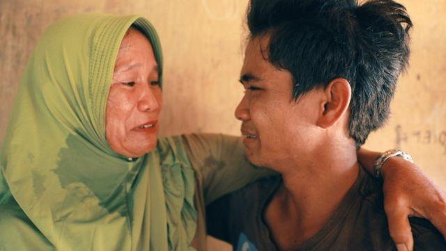 Iwan, Hana, keturunan WNI, Malaysia
