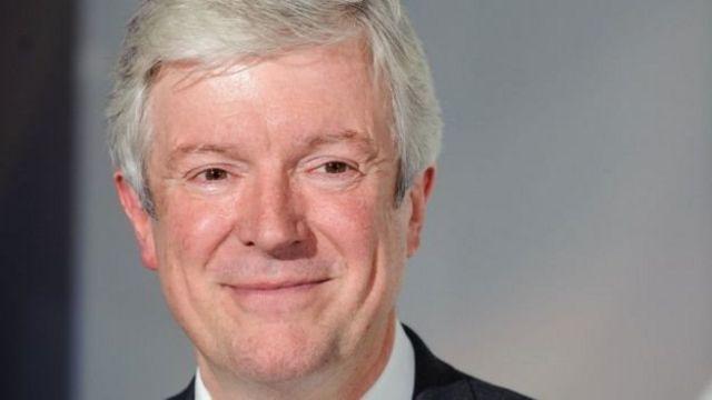 توني هول المدير العام لبي بي سي