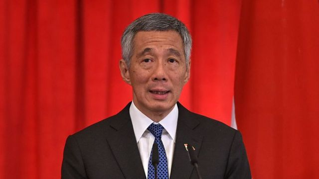 Ông Lý Hiển Long làm thủ tướng Singapore từ 2004