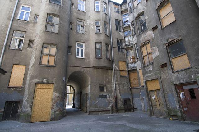 Un departamento en el gueto de Varsovia BBC