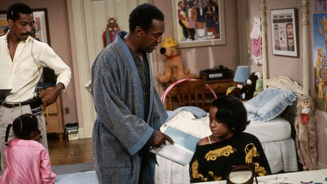 """Frame from """"The Cosby Show"""""""