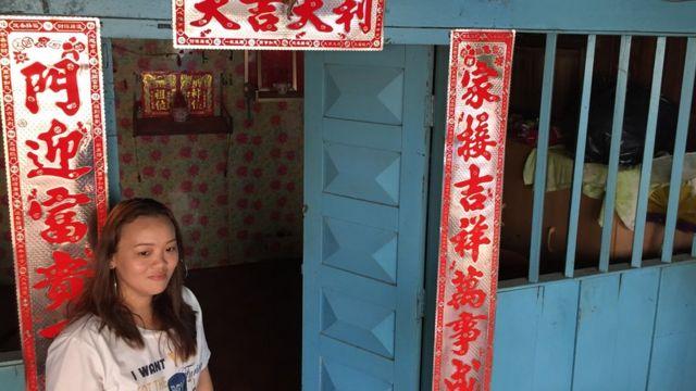 Huỳnh Thanh Hiền sinh ra ở Campuchia, nhưng cô nói 'chưa bao giờ được hoàn toàn chấp nhận' ở đây