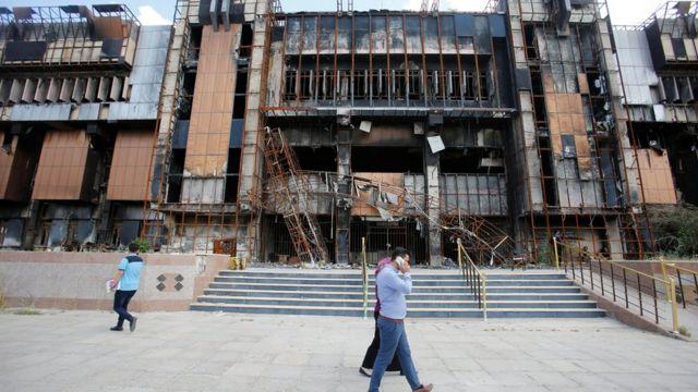 مكتبة الموصل