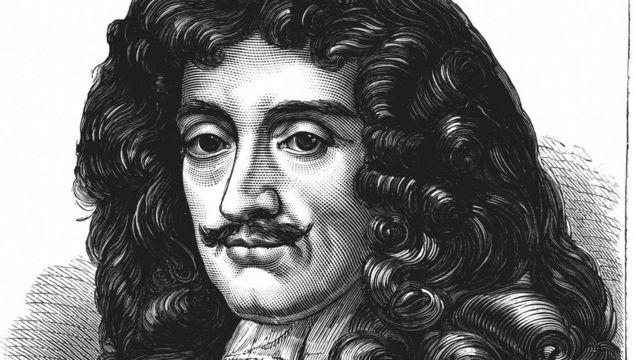 Портрет короля Карла II