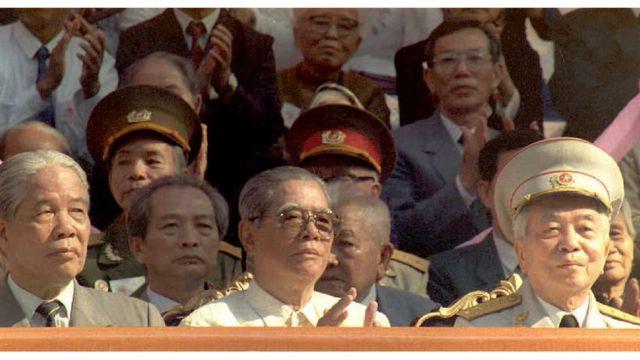Bên Thắng Cuộc cung cấp chi tiết tiểu sử các lãnh đạo Việt Nam