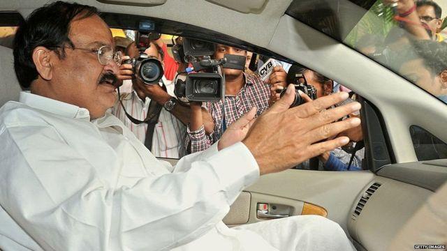 उपराष्ट्रपति वेंकैया नायडू, भीड़ हिंसा