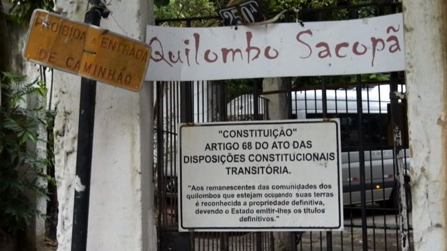 Quilombo Sacopã