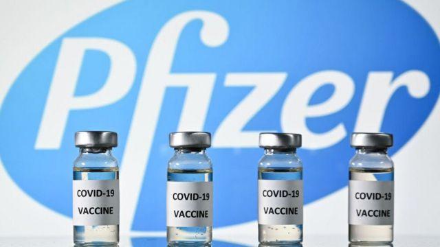 Vacunas de Pfizer y BioNTech