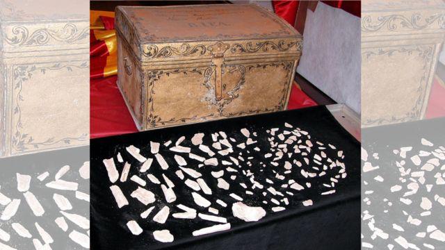 Restos de Colón en Sevilla
