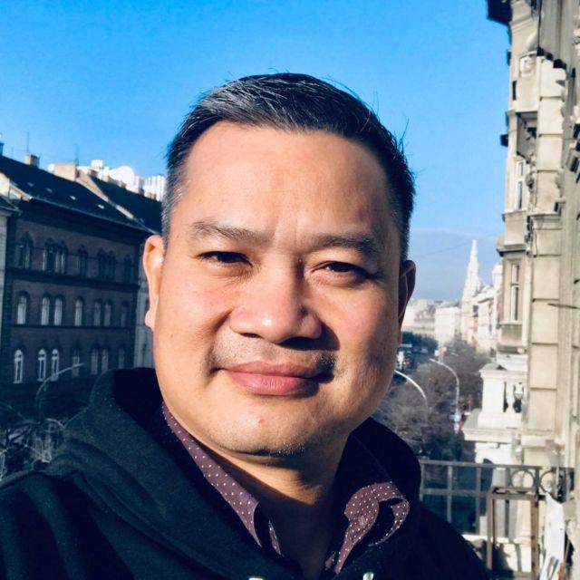 Doanh nhân Trương Văn Hoàng