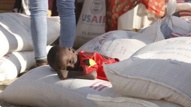 Bencana kelaparan sedang melanda Tigray, Ethiopia, warga: 'Kematian sedang  mengetuk pintu' - BBC News Indonesia