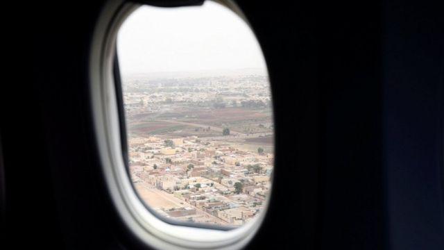Asmara, la capital de Eritrea, una pequeña ciudad de 800.000 habitantes con una arquitectura de influencia italiana, por su pasado colonial.