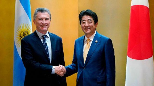 Cumbre del G-20 en Osaka