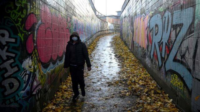 Las calles de Manchester