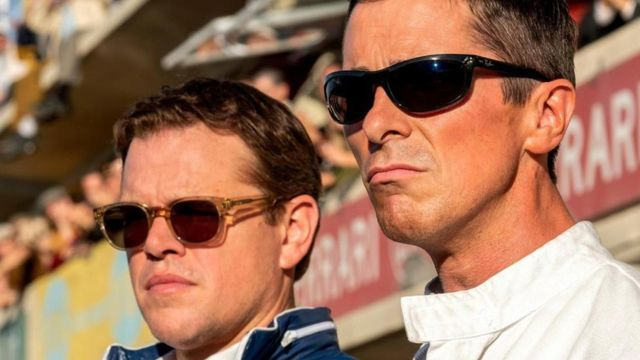 Matt Damon e Christian Bale