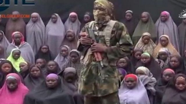 Nijeriya Boko Haram