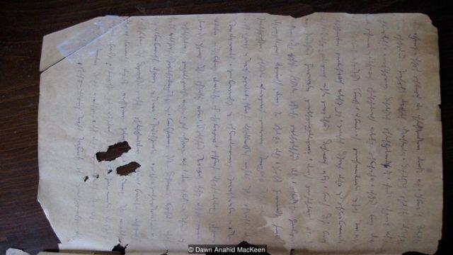 suriah, genosida armenia