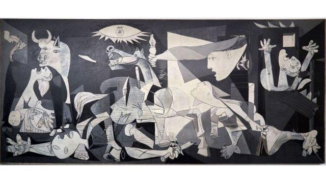 'Guernica', de Picasso