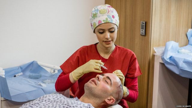 TREATMENT GIVEN TO PATIENTS