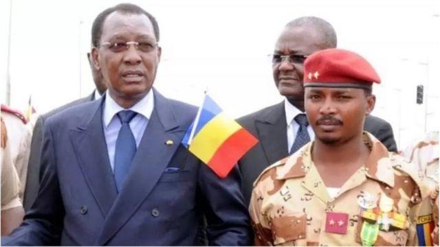 Mahamat Idriss Déby Itno : que savons-nous du fils de Deby, qui dirige désormais le Tchad ? - BBC News Afrique