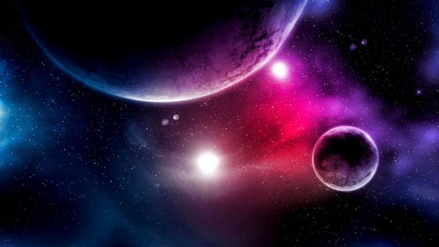 Astros y planetas.