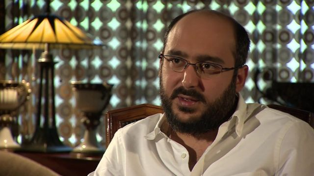 Ali Haider Gilani.