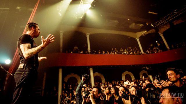 Paris attacks: Eagles of Death Metal break silence