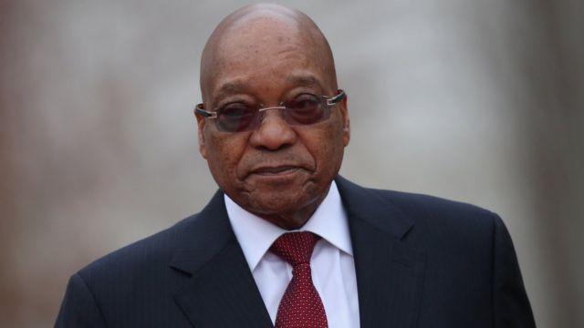 Jocob Zuma
