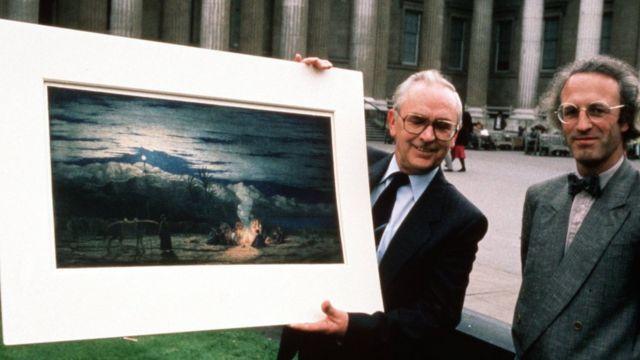 英国著名画家理查德·达德Richard Dadd的作品
