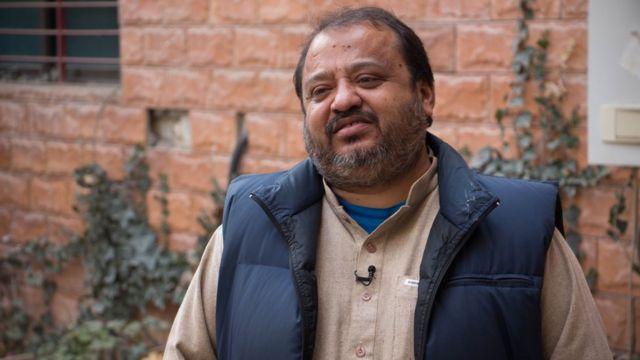 ਪੱਤਰਕਾਰ ਖਲਿਲ ਅਹਿਮਦ